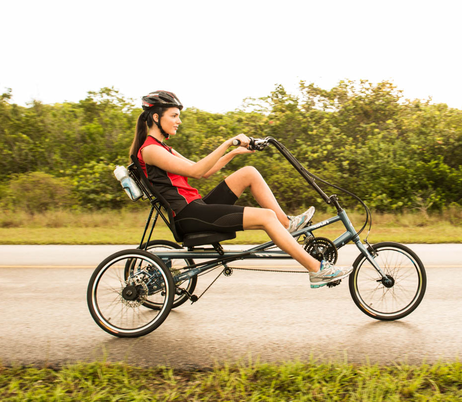 Sun Seeker Bicycles – Recument Trikes for every lifestyle